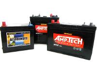 Lead Acid Maintenance Free ALLROUNDER & AMPTECH