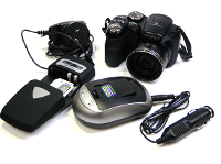 Camera & Camcorder Chargers