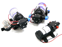 SHURFLO Pumps and Fittings