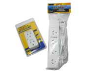 Powerboards/ Surge Protectors/ Timers