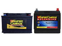 SUPERCHARGE Automotive Batteries